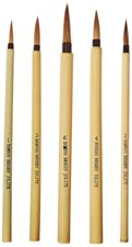 Paint Brush - Bamboo 4
