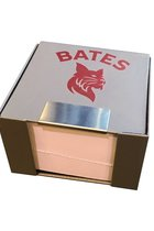Bates Memo Cube w/Notes